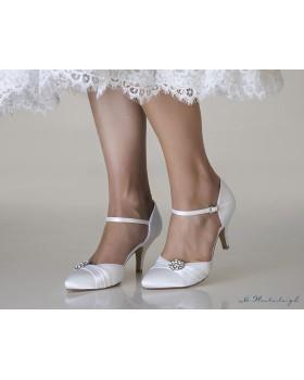 Svadobné topánky Abigail, G. Westerleigh
