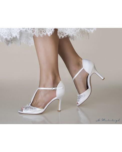 Svadobné topánky Adriana, G. Westerleigh