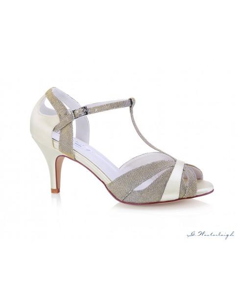Svadobné a spoločenské sandálky Corinne, G. Westerleigh