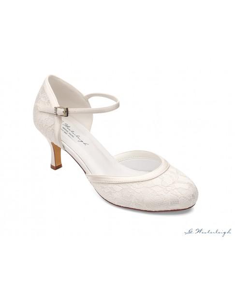 Svadobné topánky Daisy, G. Westerleigh