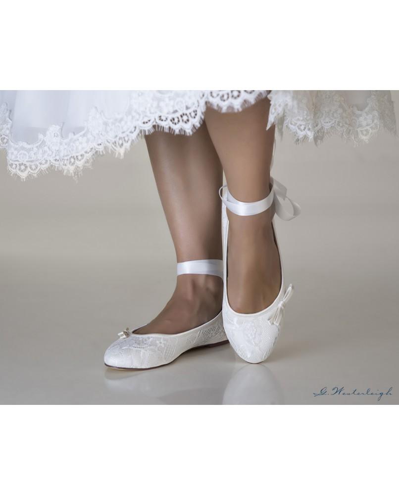4884ebff164d svadobne balerinky lottie cipkove g westerleigh
