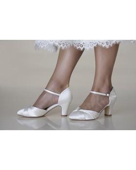 Svadobné topánky Luciana, G. Westerleigh