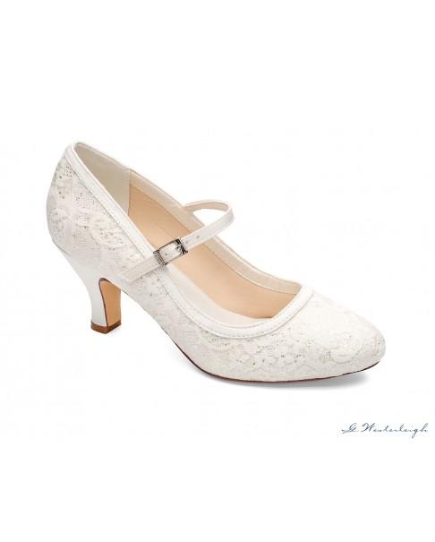 Svadobné topánky Megan, G. Westerleigh