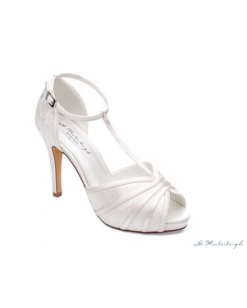 Svadobné sandálky Scarlett, G. Westerleigh